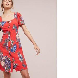 2cd1853765e Anthropologie Dresses - Anthropologie Caldwell Buttondown Dress new